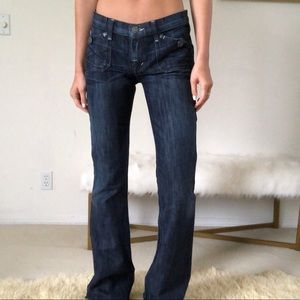 Rock and republic low waisted jeans